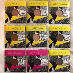 Juvia's Place Eyeshadow Singles Lot